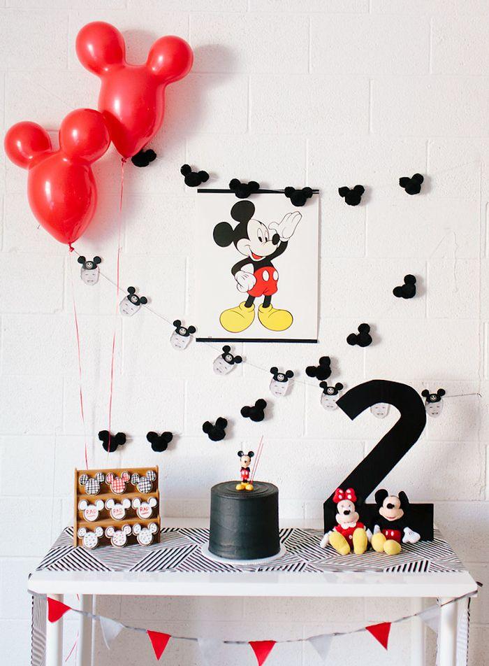 modern-mickey-mouse-birthday-party-38   Celebrate : Boys Party Stuff ...