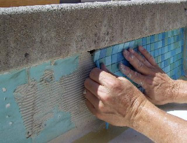 Learn The Best Way To Open A Pool For The Season Pool Tile Pool Remodel Swimming Pool Tiles