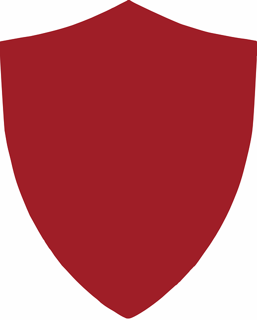 Free Image On Pixabay Shield Red Armor Coat Medieval Clip Art Free Clip Art Shield Template