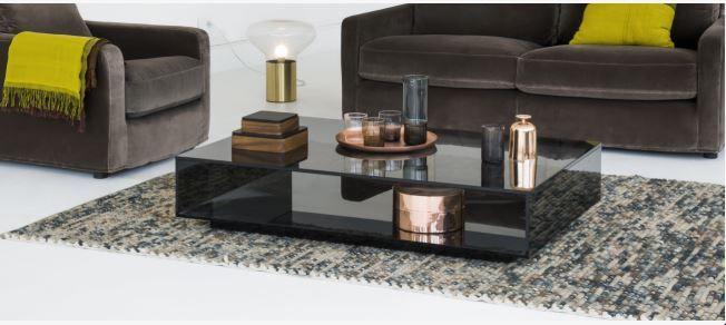 galen table basse en verre habitat