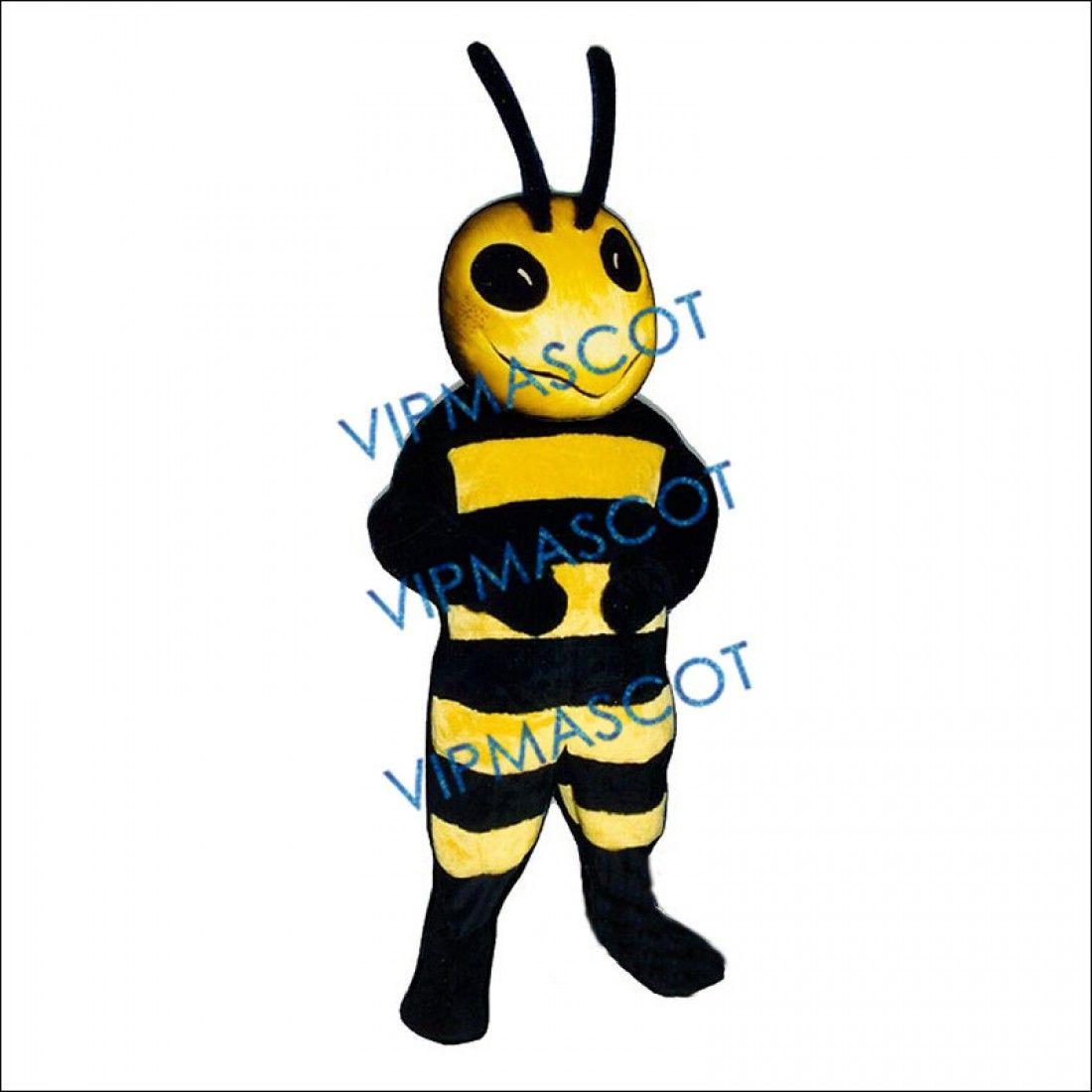 Drone bee mascot costume in 2020 mascot costumes