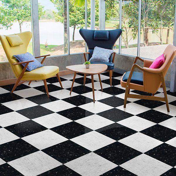 Congoleum Alternative Luxury Vinyl Tile Flooring