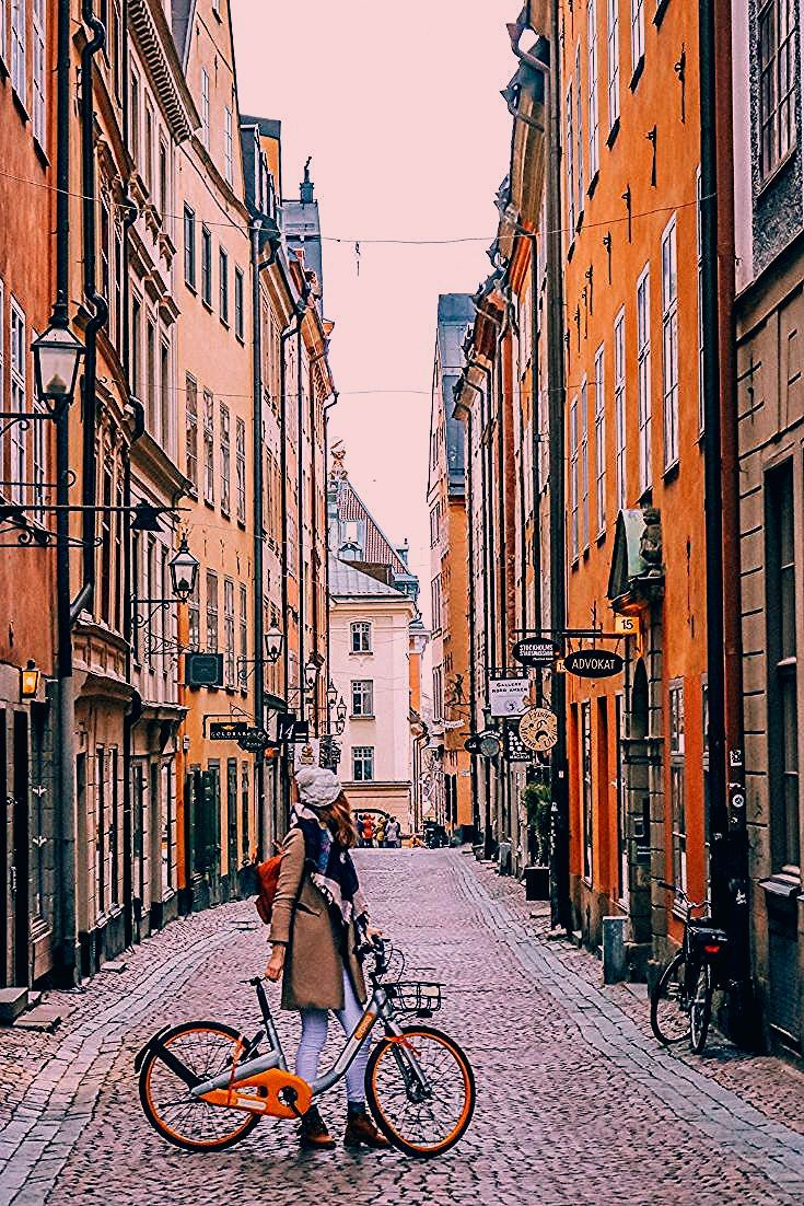 Photo of Gamla Stan, Stockholm old town