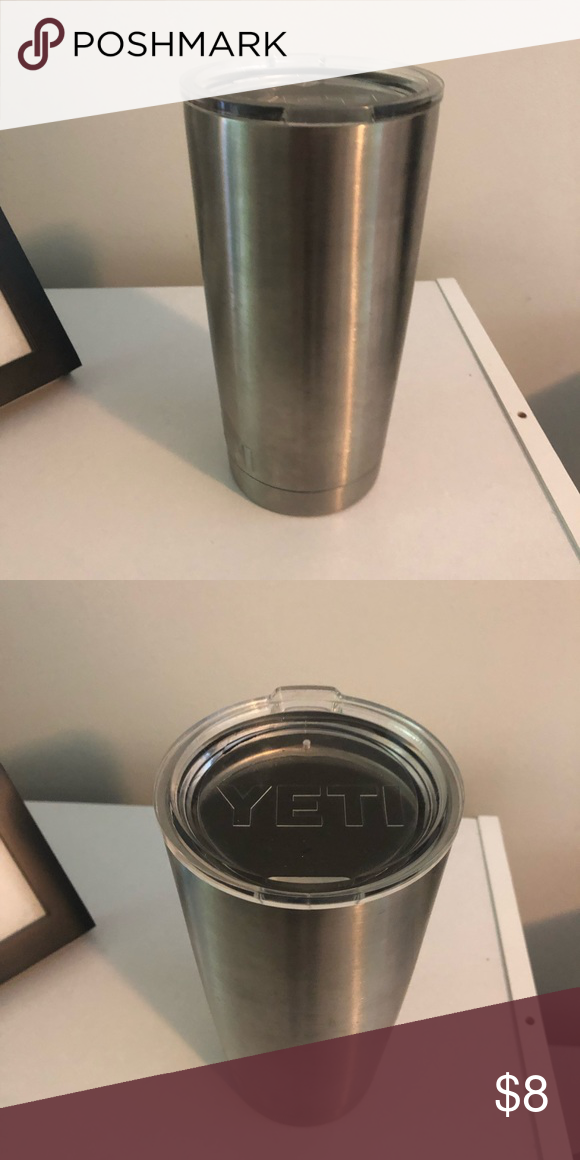 24 Ounce Yeti Cup 24 ounce insulated Yeti cup. Part of my