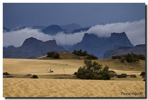 Desde Las Dunas by David Hdez. , via Flickr