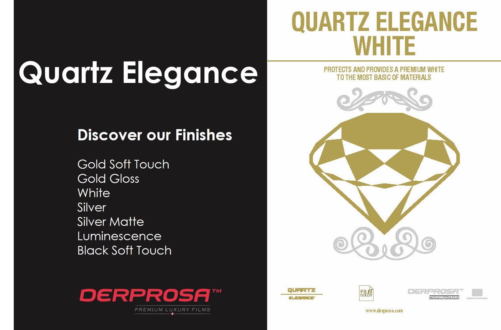 A #World of #Lamination ... #Quartz_Elegance transform a medium-low #quality_paper into a #high_quality . There is a special property for each #Quartz #Elegance . bit.ly/1RldKC2