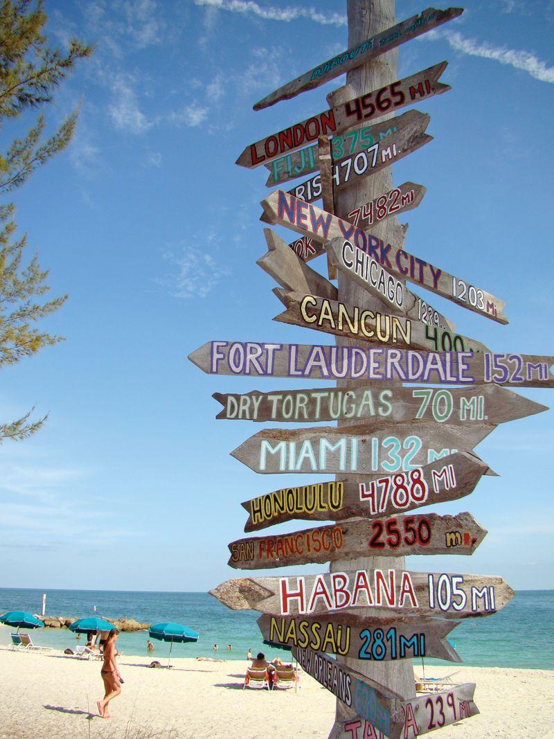 Fort Taylor Signs Florida Keys Travel Florida Keys Florida Travel
