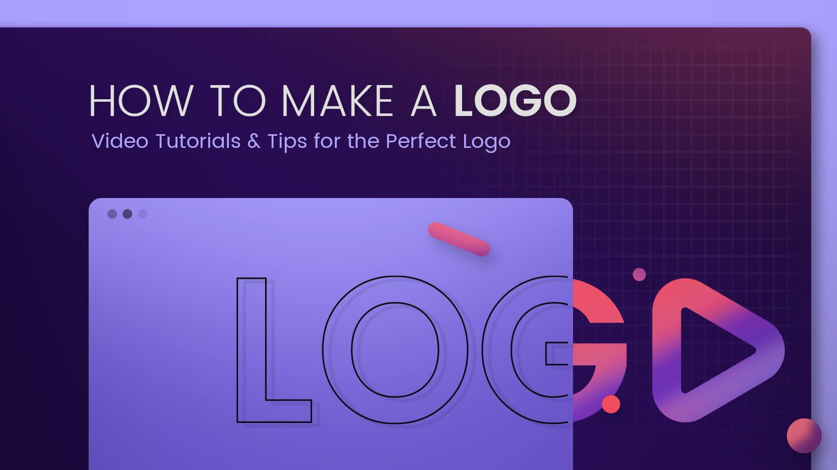 How to Make a Logo Video Tutorials & Tips for the Perfect