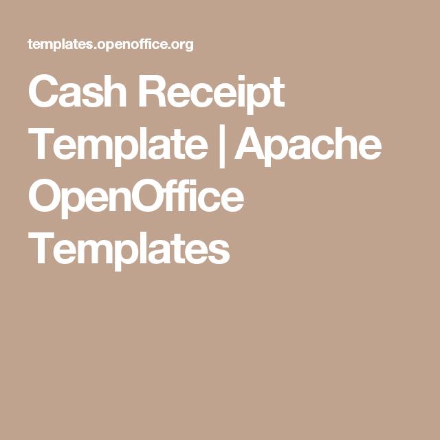Apache OpenOffice Templates