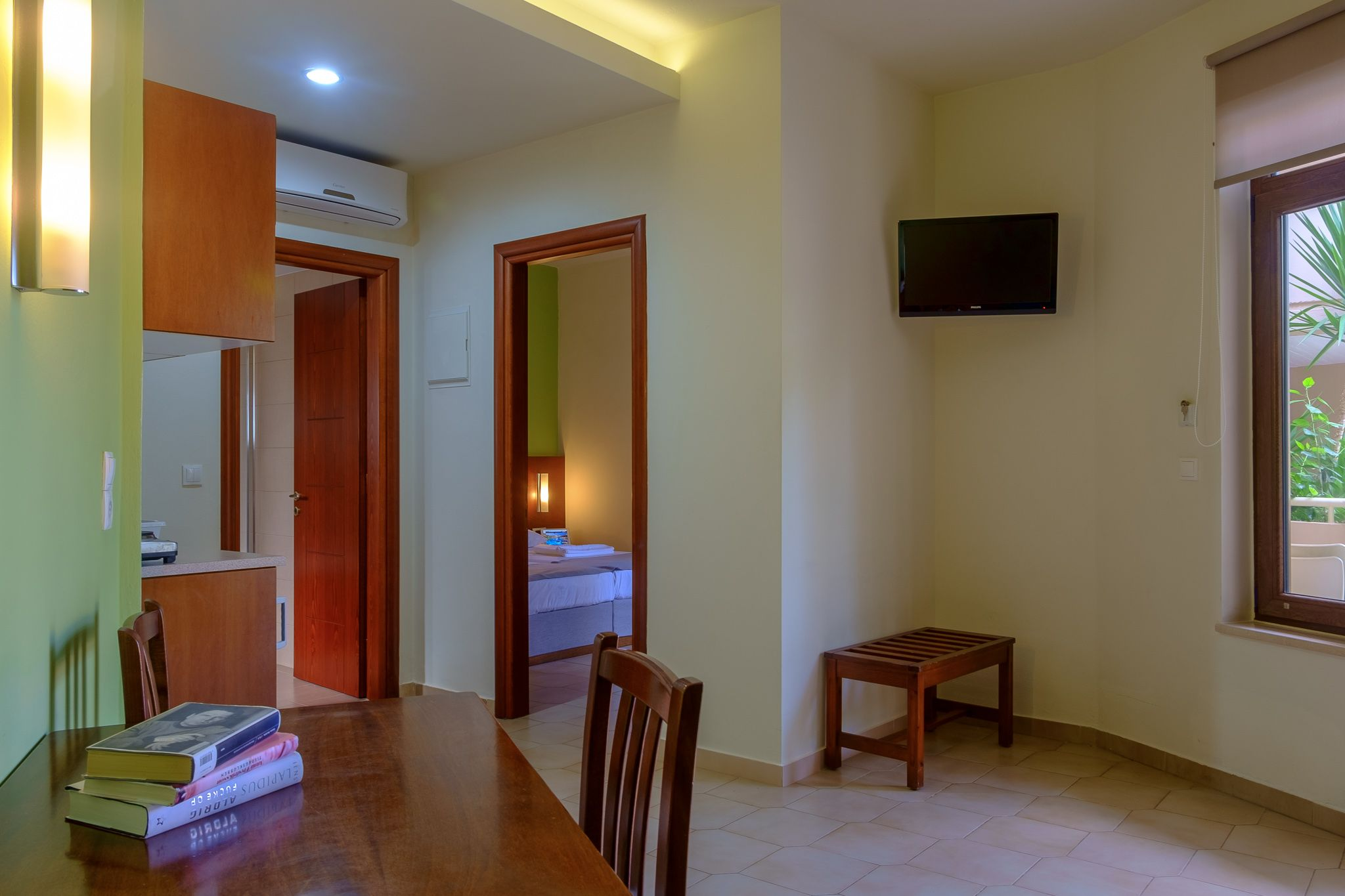 1 Bedroom Apartments in Agia Marina, Chania One bedroom