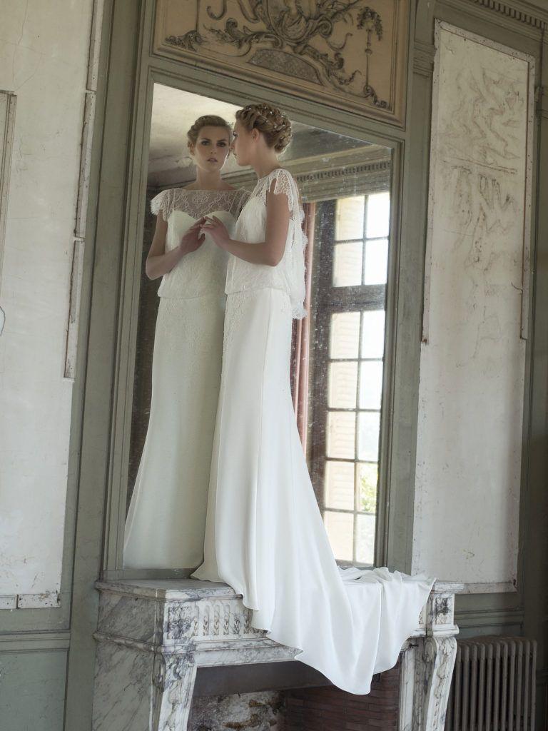 Robe mariee annecy cymbeline