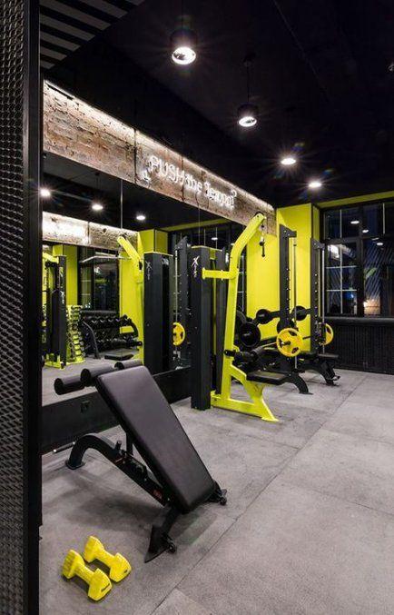Fitness interior gym ceilings 59 Ideas #fitness