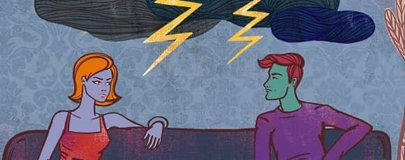#relacionesdepareja acerja de la pareja tóxica