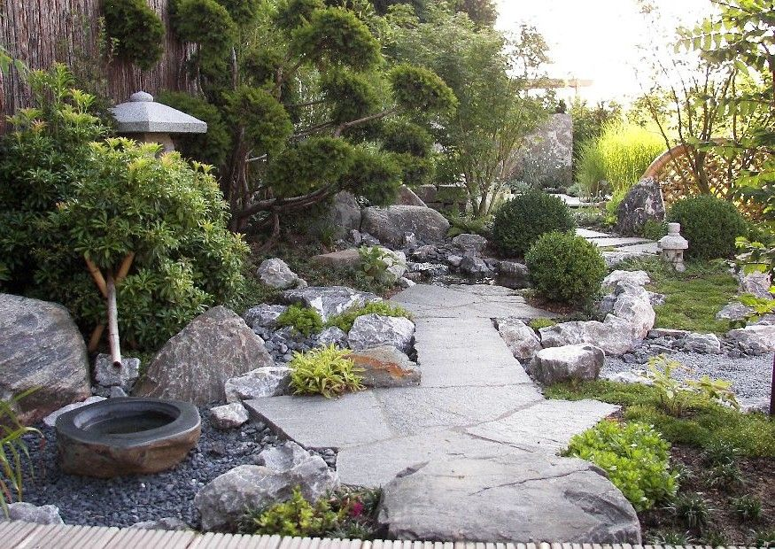Garten Japanisch Anlegen Japaness style garden 2 Pinterest - garten selbst anlegen