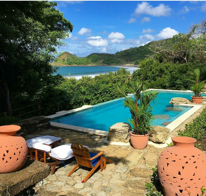 Nicaragua Luxury Homes: Morgan's Rock.Hotel, Nicaragua