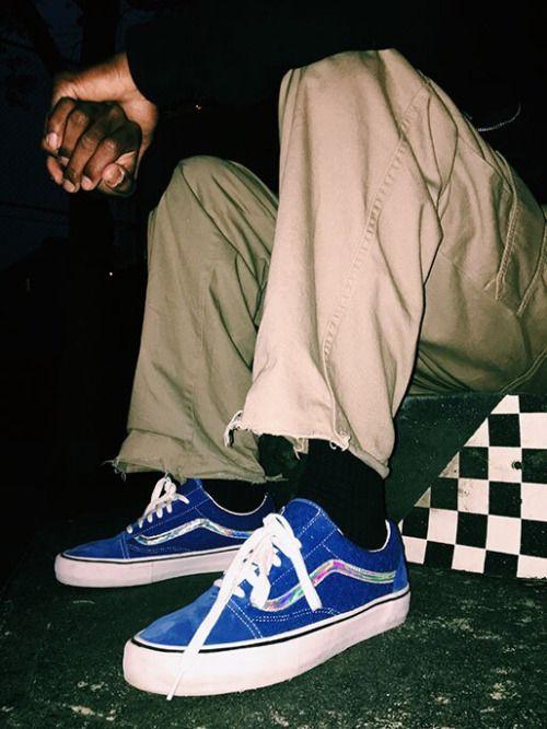 SupremeVans | Vans old skool, Skate wear, Sneakers