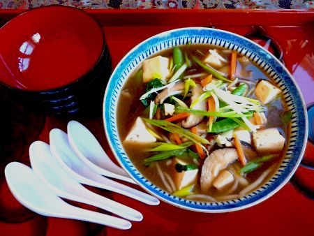 Great food fast shiitake mushroom broth with tofu and baby bok choy great food fast shiitake mushroom broth with tofu and baby bok choy forumfinder Image collections