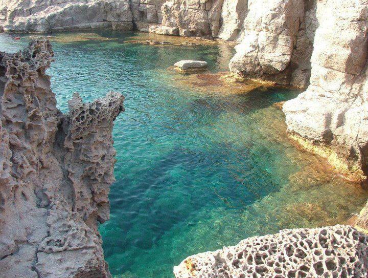 Cala della Signora-Isola di S.Antioco - Sardegna