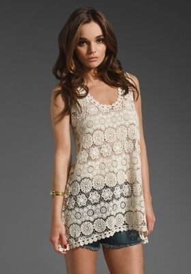 The one I saw was like this but with sleeves.