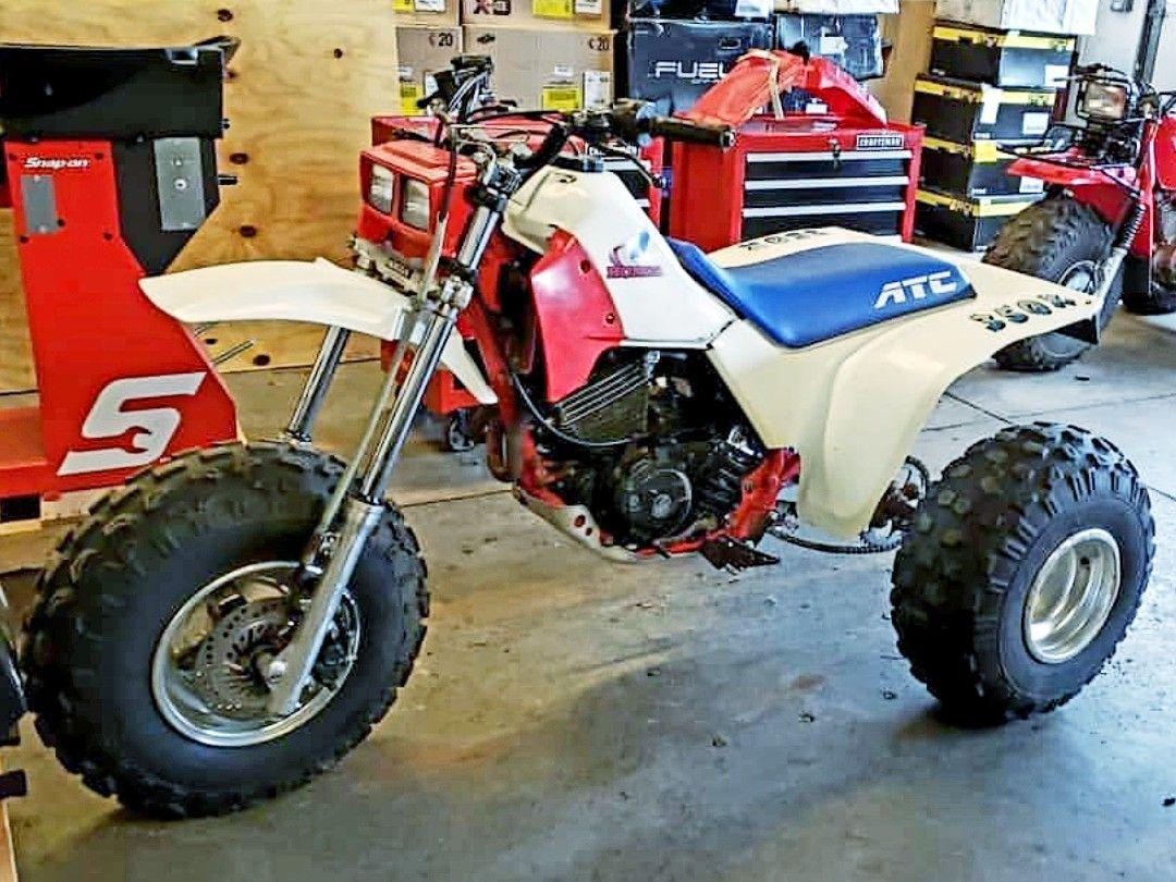 1986 Honda Atc350x Honda Trike Trike 4 Wheelers