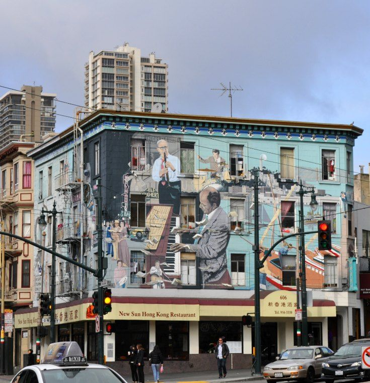 North Beach San Francisco Things To Do In Little Italy Pinterest
