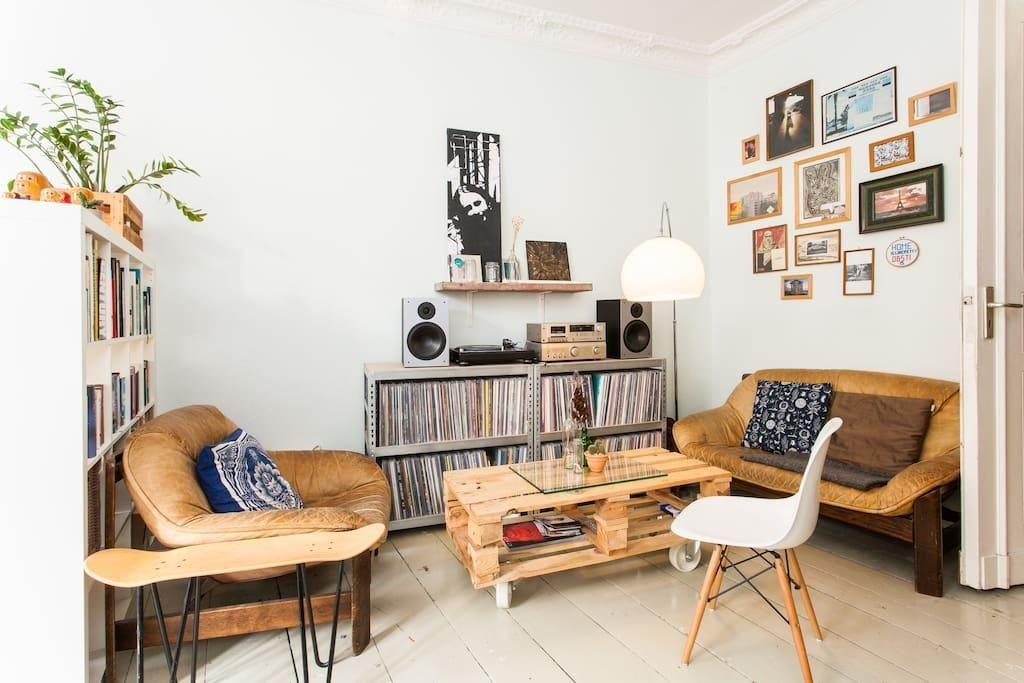 Bitte teilen! Tolle helle Wohnung im schönen Neukölln - Wohnung in - schöne bilder für wohnzimmer