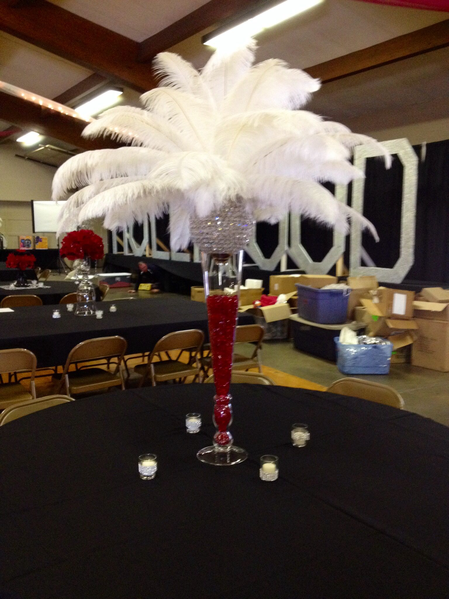 Centerpiece For Reitz Hollywood Prom 2014 Prom Old