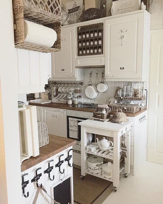 35 Awesome Shabby Chic Kitchen Designs Accessories And Decor Ideas Shabby Chic Kitchen Decor Chic Kitchen Decor Shabby Chic Kitchen