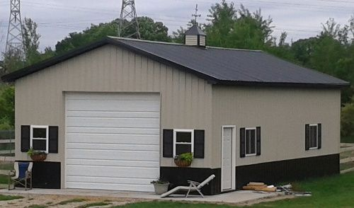 Pole Barns That Look Like Garages
