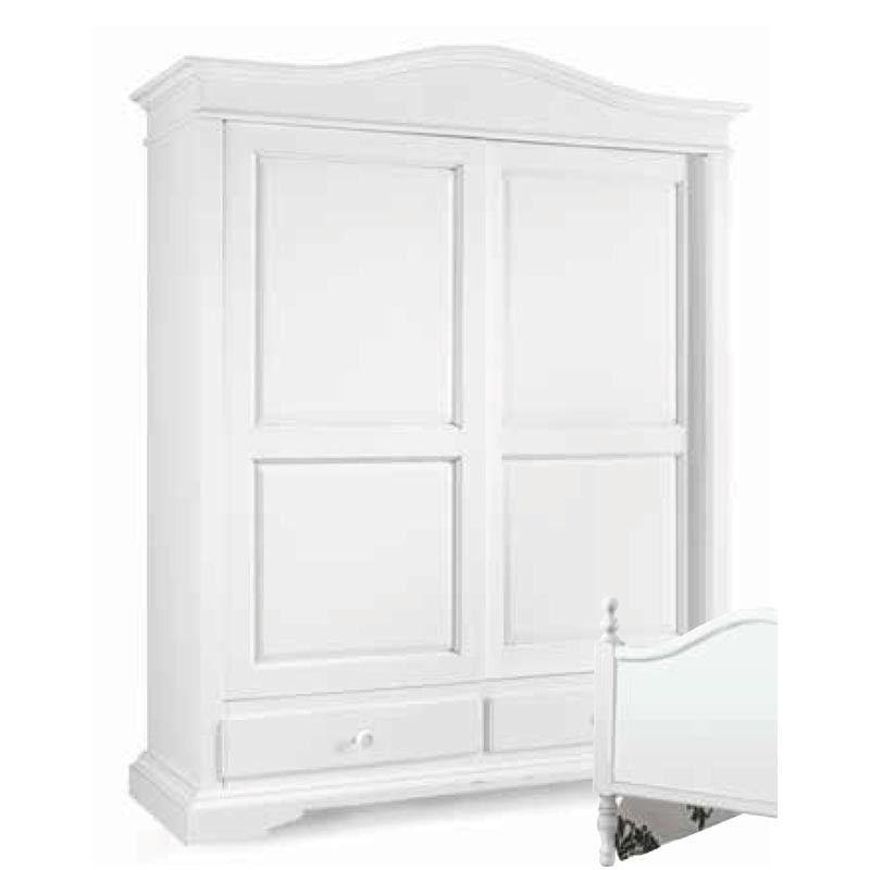 armadio 2 ante 2 cassetti guardaroba soggiorno cucina area