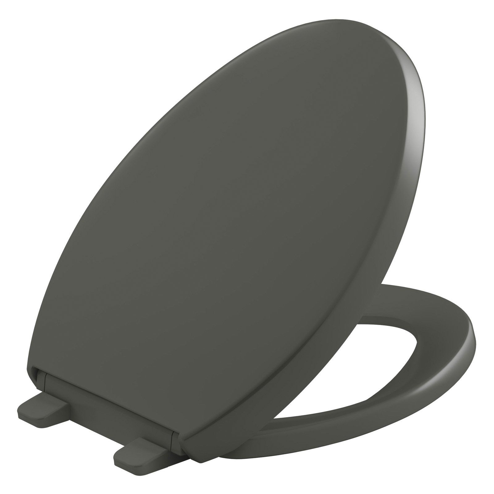 Kohler Reveal Quiet Close Elongated Toilet Seat With Grip Tight