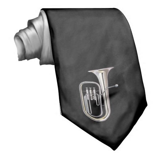 euphonium brass instrument music realistic.png tie