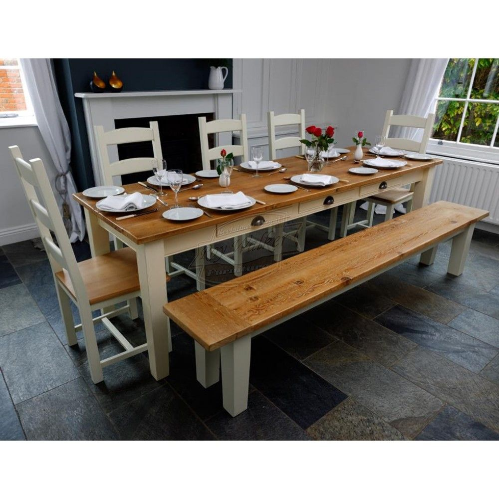 Provence Reclaimed Wood Dining Room Table Roy Walker