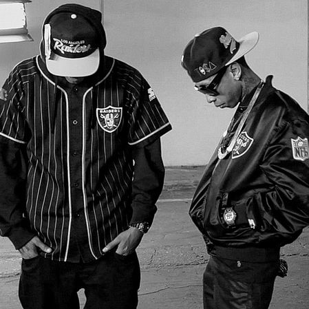 fb3d513b ChrisBrown #Tyga #OaklandRaiders | Dope Gear/Garb | Nfl raiders ...