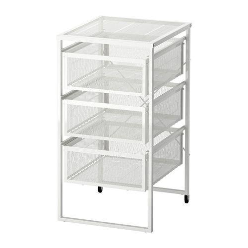 LENNART Drawer unit, white   Bathroom Storage   Pinterest   Ikea