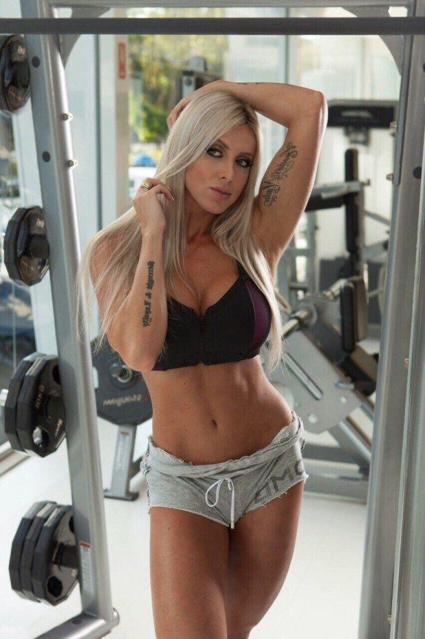 Fernanda Sierra. Foto: MF Models assessoria