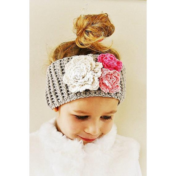 Crochet Headband Pattern, Crochet Pattern Crochet Ear Warmer Pattern, Crochet Hat Pattern, Crochet…