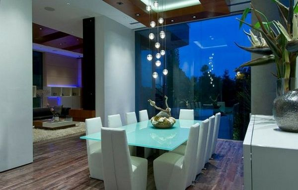 Live In Luxury Assets Of Bill Gates House Dining Room Bill