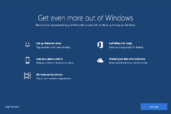 How To Disable Get Even More Out Of Windows In Windows 10 Windows 10 Microsoft Windows