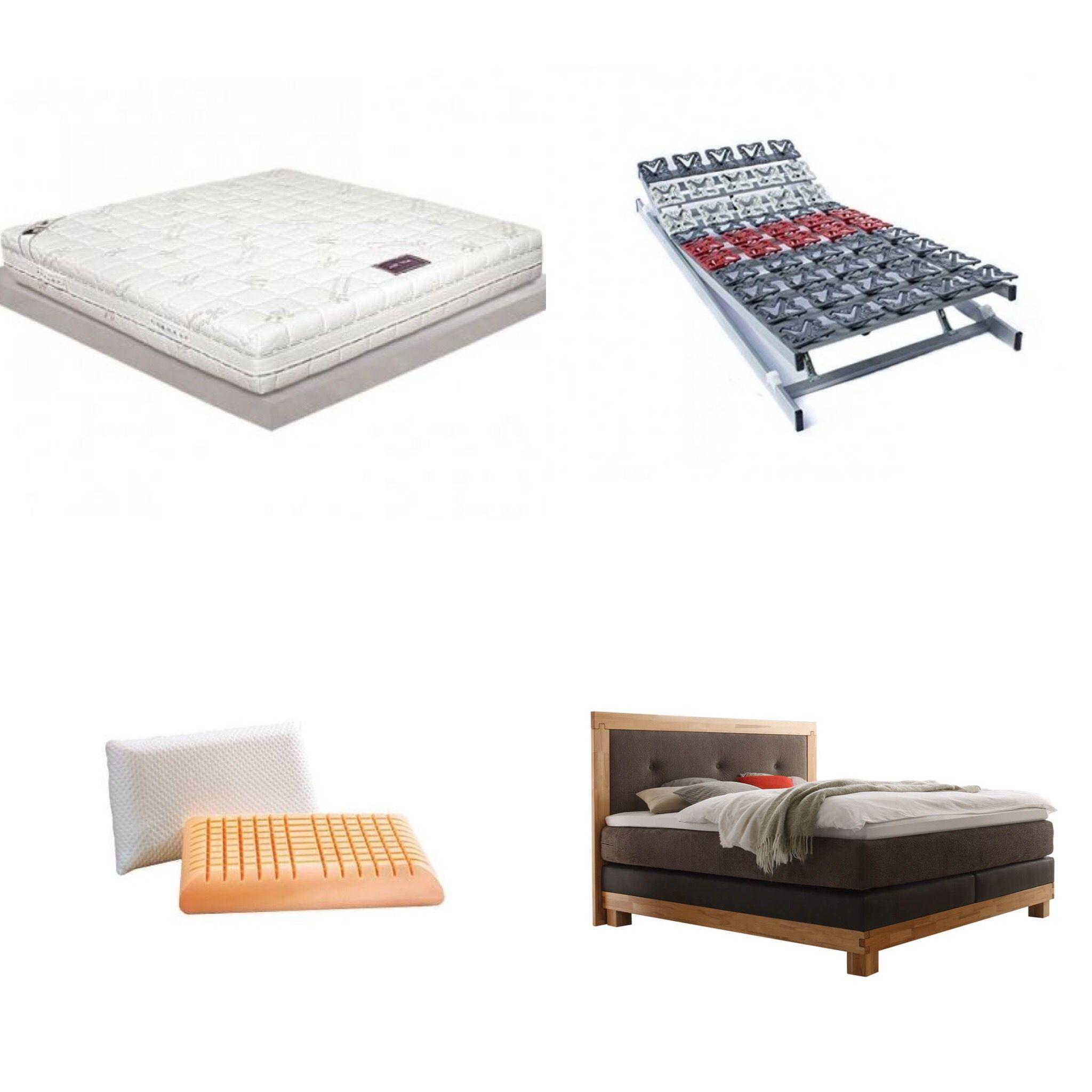 Gute Matratzen, stabile Lattenroste, robuste Betten und