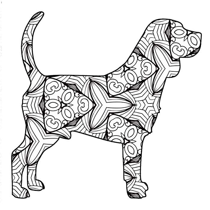 30 Free Printable Geometric Animal Coloring Pages The Cottage Market Animal Coloring Books Geometric Coloring Pages Detailed Coloring Pages