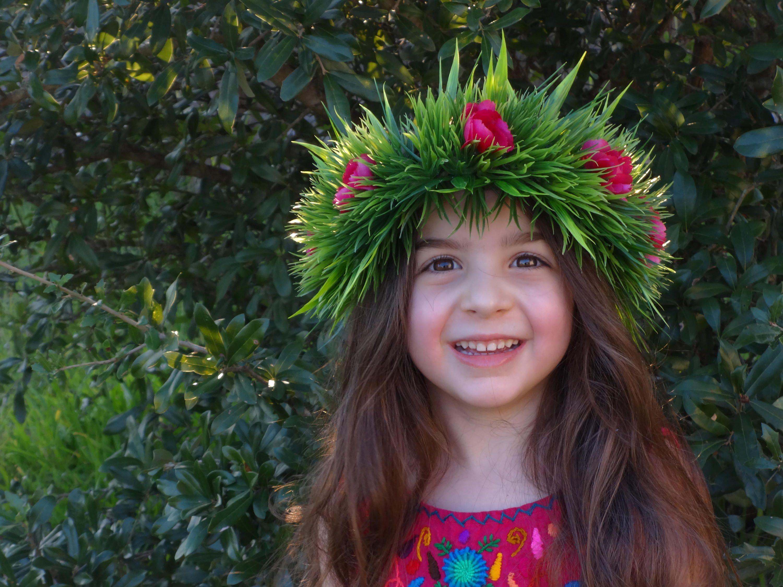 8268d9bde9 Moana Flower Crown