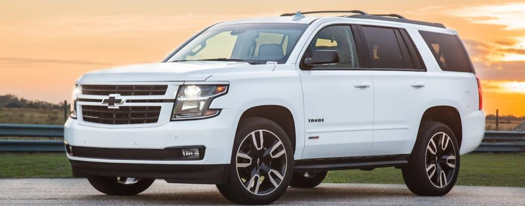 The Tahoe S Standard 5 3 Liter V8 Remains An Energetic Powerhouse