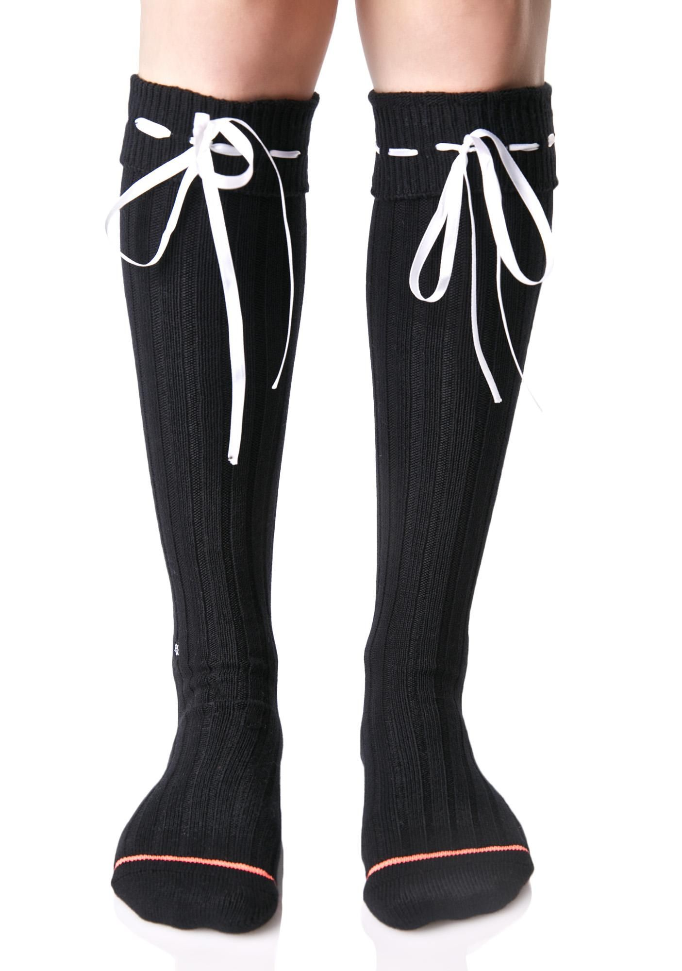 283d31440 Stance Dark Dolores Knee High Socks are gunna wrap ya up perfectly ...