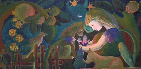 Sasha Ivoylova, love her work!