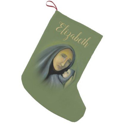 Virgin mary baby jesus religious christmas name small christmas virgin mary baby jesus religious christmas name small christmas stocking baby gifts giftidea diy unique negle Image collections
