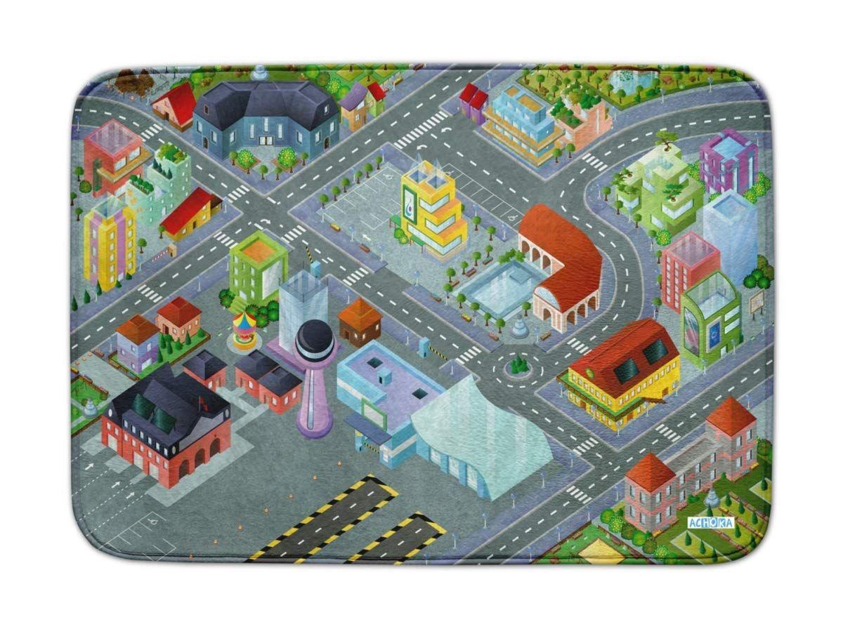 Alfombra de juego Ultrasoft – Antideslizante 100 x 150 cm (Imagine Airport): Amazon.es: Hogar