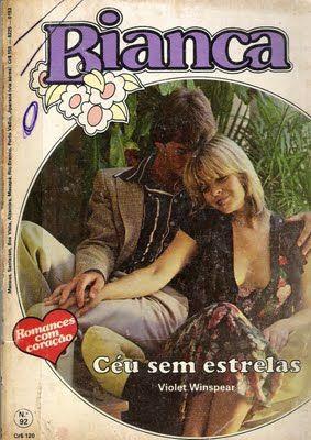 Meus Romances Blog Ceu Sem Estrelas Violet Winspear Bianca Nº