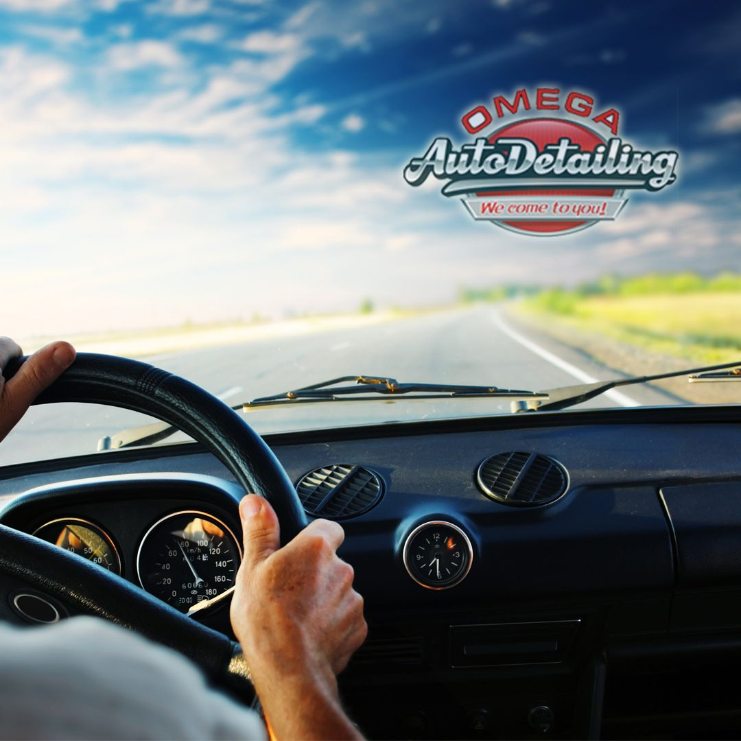 Just had a long drive? Free your car from all dust, mud