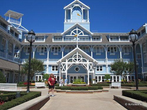 Disney World Beach Club Resort Walt S Epcot Area Resorts